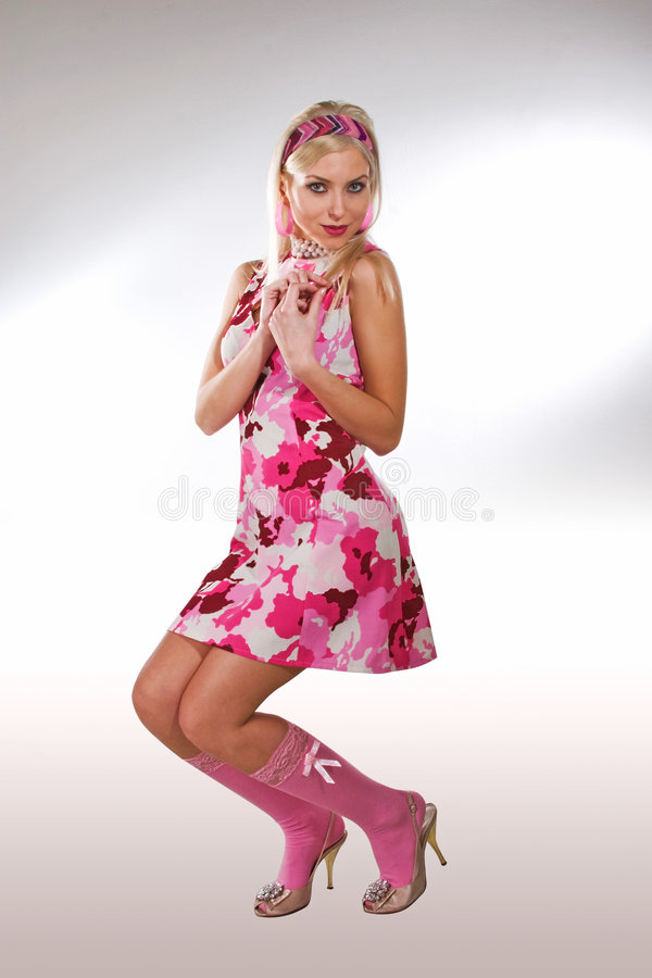 Download Style 60's stock image. Image of outfit, fashion, vintage - 4625631
