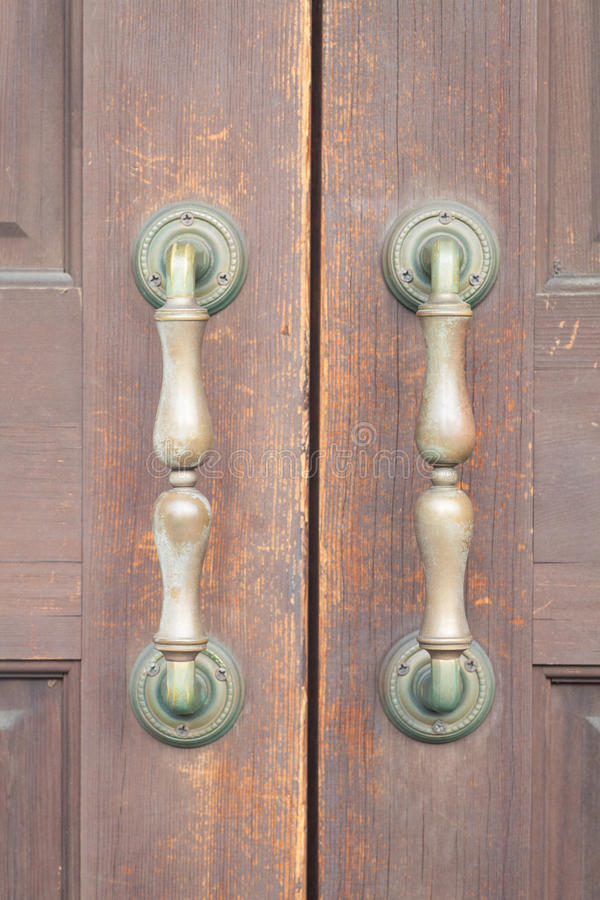 Style Ancien De Poigne De Porte En Mtal Photo Stock  Image Du