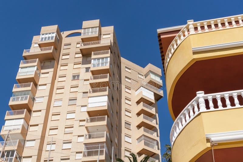 Style architectural moderne et classique photos libres de droits
