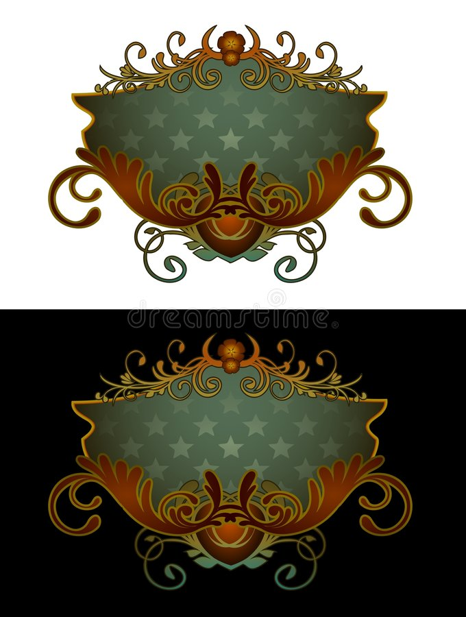 Free Style Background Vector Royalty Free Stock Photos - 5468048
