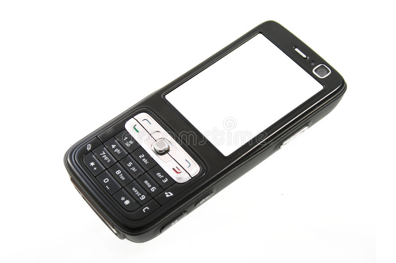 Style cell phone stock photography