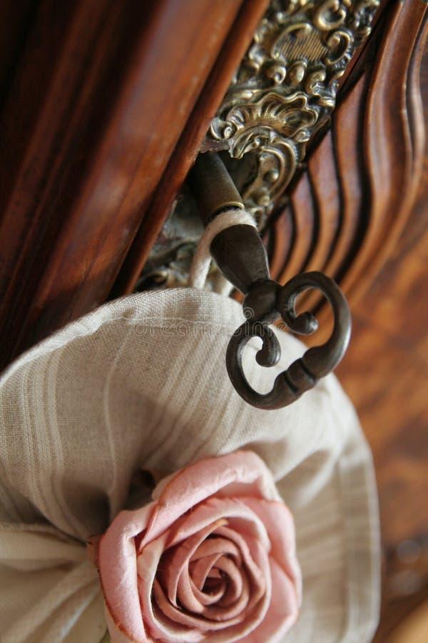 Style chic minable dans la décoration à la maison image libre de droits