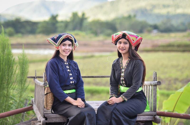 style d'Asiatique de filles de sourire photo libre de droits