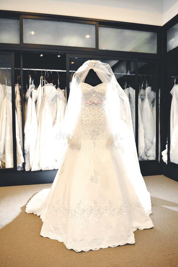Style d'Européen de réception de mariage image libre de droits