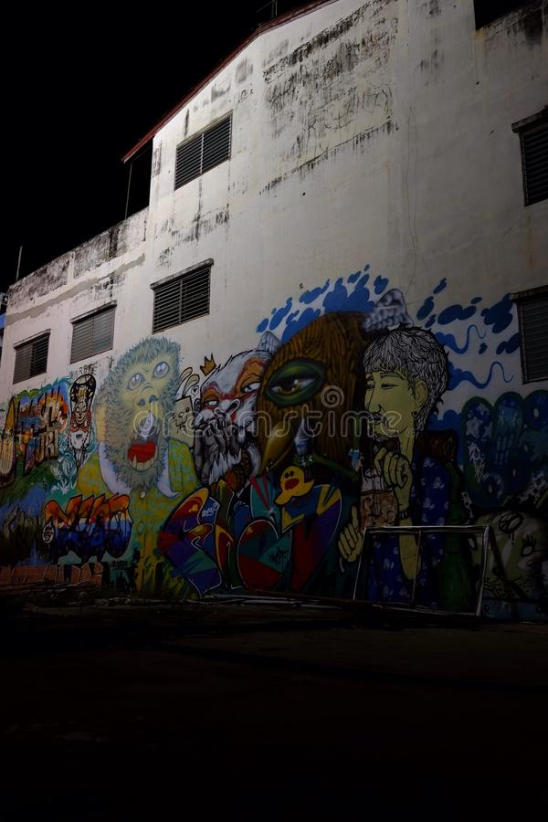 Style de graffiti photos stock
