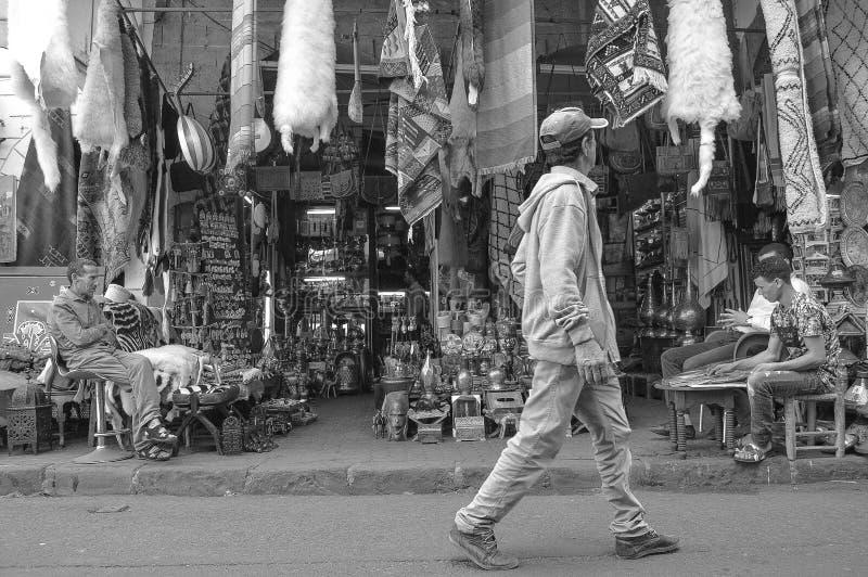Style de vie dans la rue photo stock