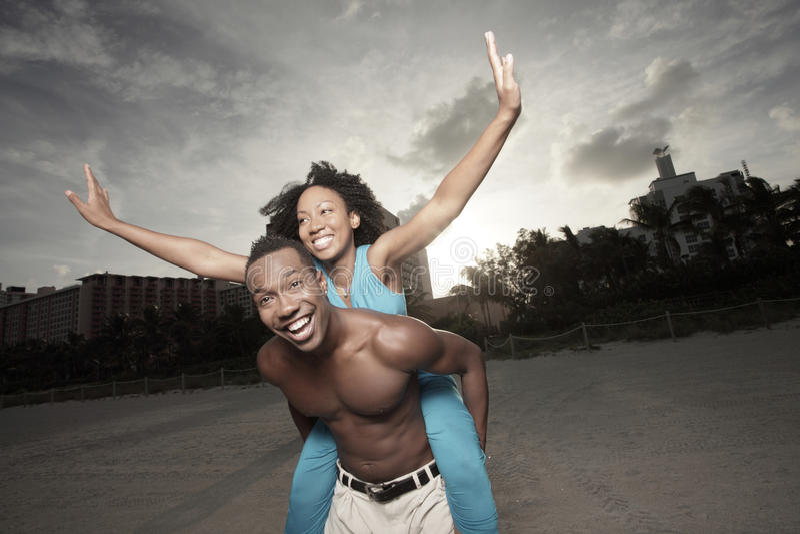 Style de vie de couples image libre de droits