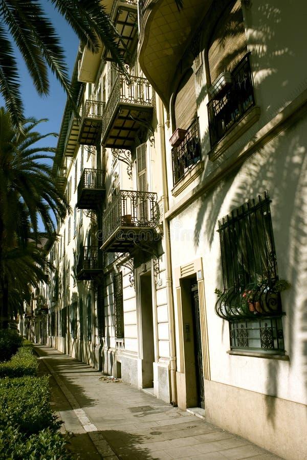 Style de vie de la Riviera photo stock