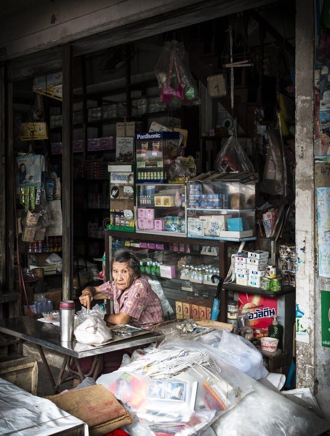 Style de vie de Photharam photographie stock