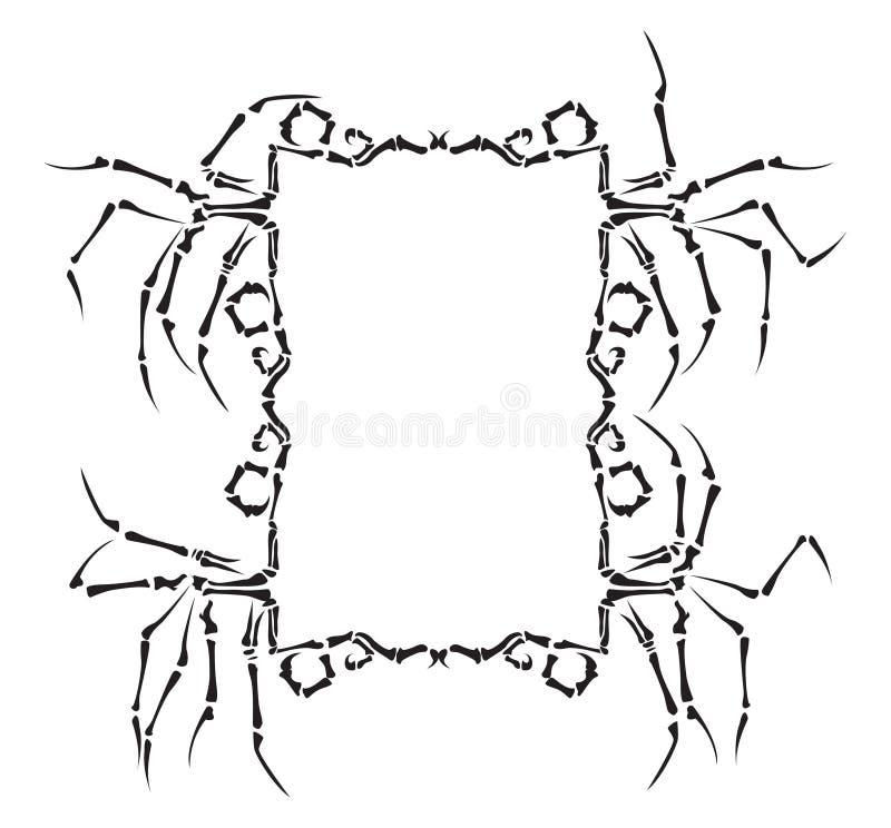 Download Style Death Frame stock vector. Image of design, elegance - 10696694