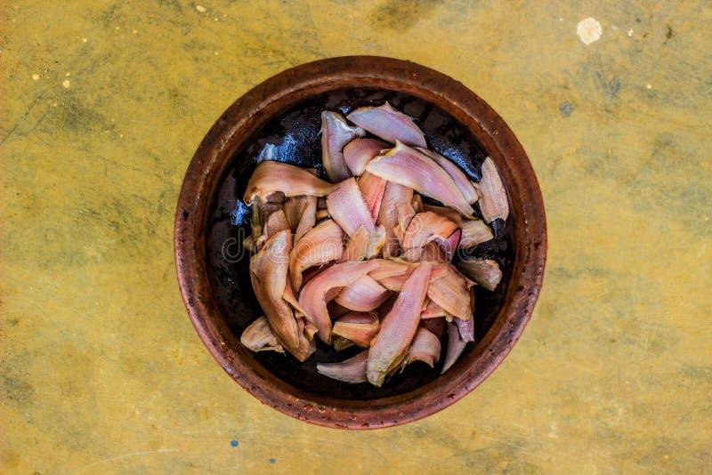 Style du Kerala de friture de poissons - photographie de nourriture images libres de droits