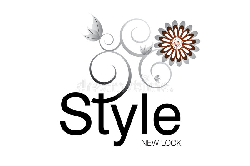 Style Logo. For Art and fashion Agencies