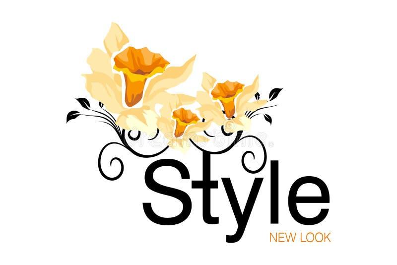 Style Logo vector illustration