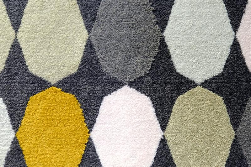 Style péruvien traditionnel coloré, surface en gros plan de couverture images stock