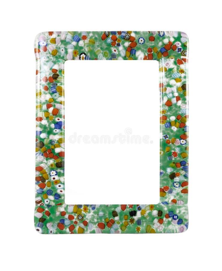 Style photo frame royalty free stock photos
