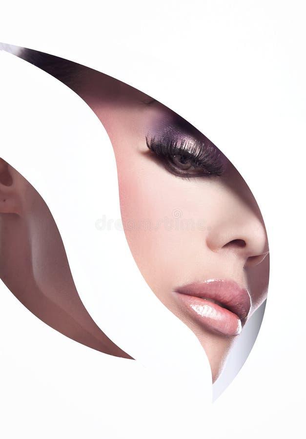 Download Style portrait stock image. Image of fresh, lipstick - 13528165