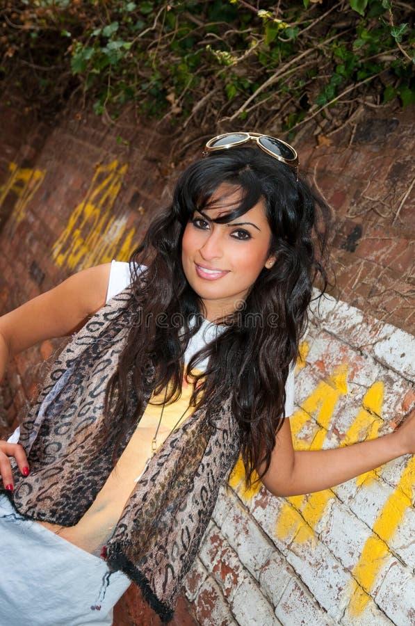 Free Stylish Asian Girl Royalty Free Stock Images - 7893019