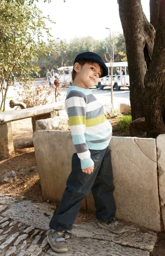 Download Stylish child stock image. Image of child, expression - 18281983