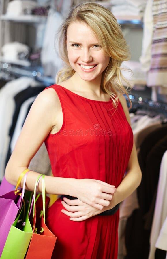 Stylish customer royalty free stock images