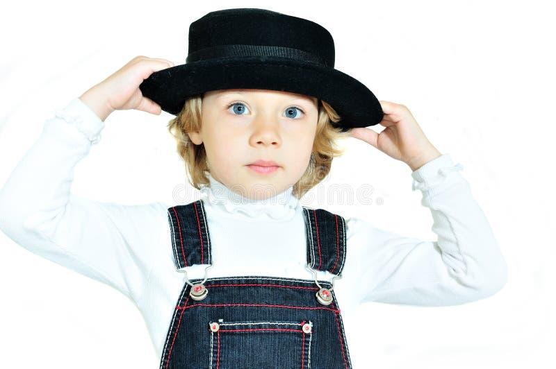 Download Stylish funny girl stock image. Image of mood, girl, character - 17408903