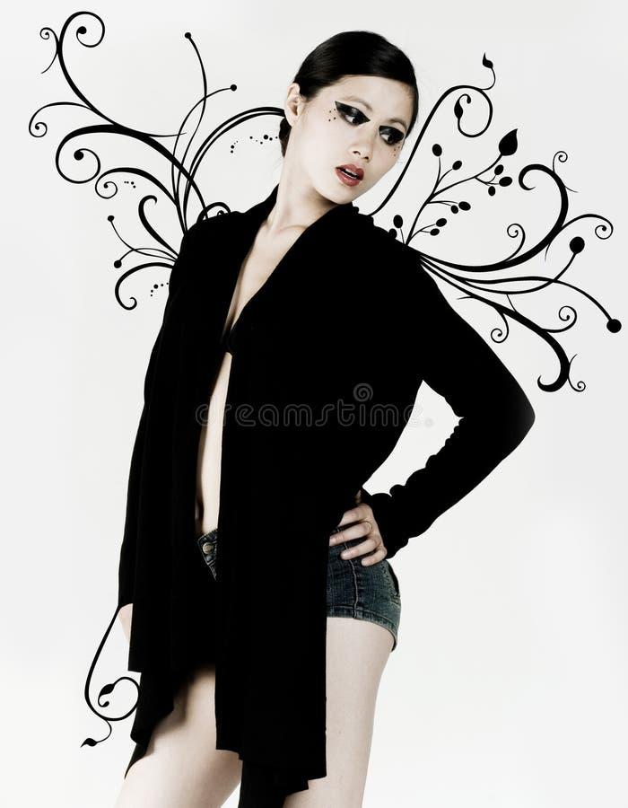 Download Stylish Girl stock image. Image of fashionista, design - 2222905