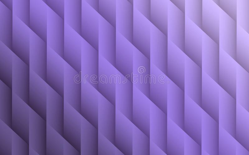 Stylish gradient purple geometric lines angles abstract background design vector illustration