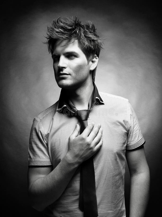 Download Stylish Handsome Men Stock Photography - Image: 17836572