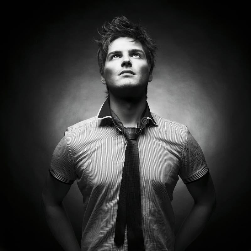 Download Stylish handsome men stock image. Image of portrait, confident - 21877603
