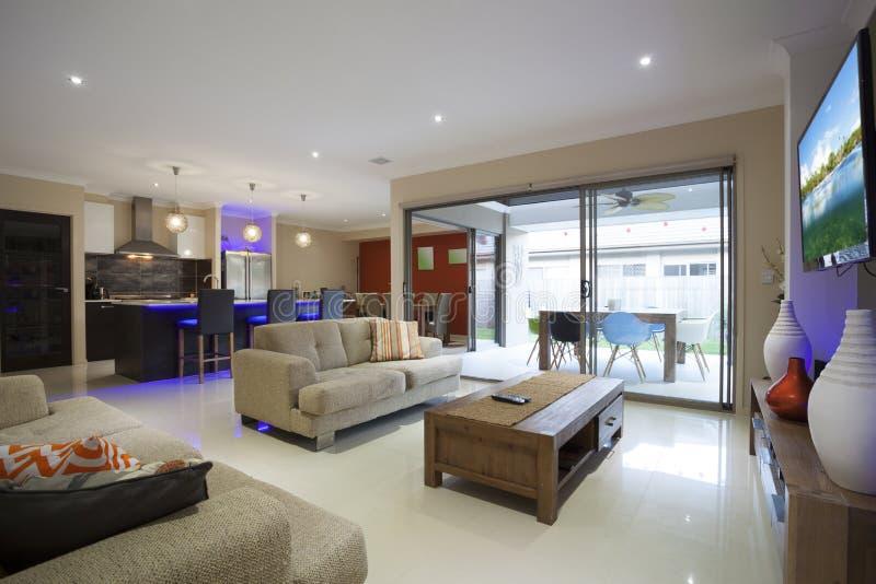 Stylish home interior royalty free stock image