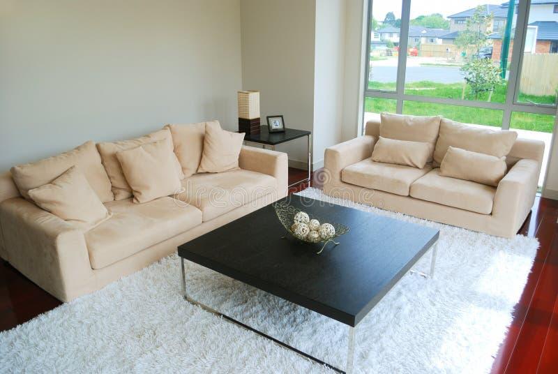 Stylish interior design royalty free stock images