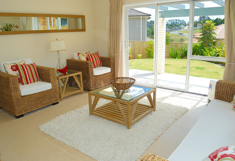 Download Stylish Living Room Royalty Free Stock Photo - Image: 7199055