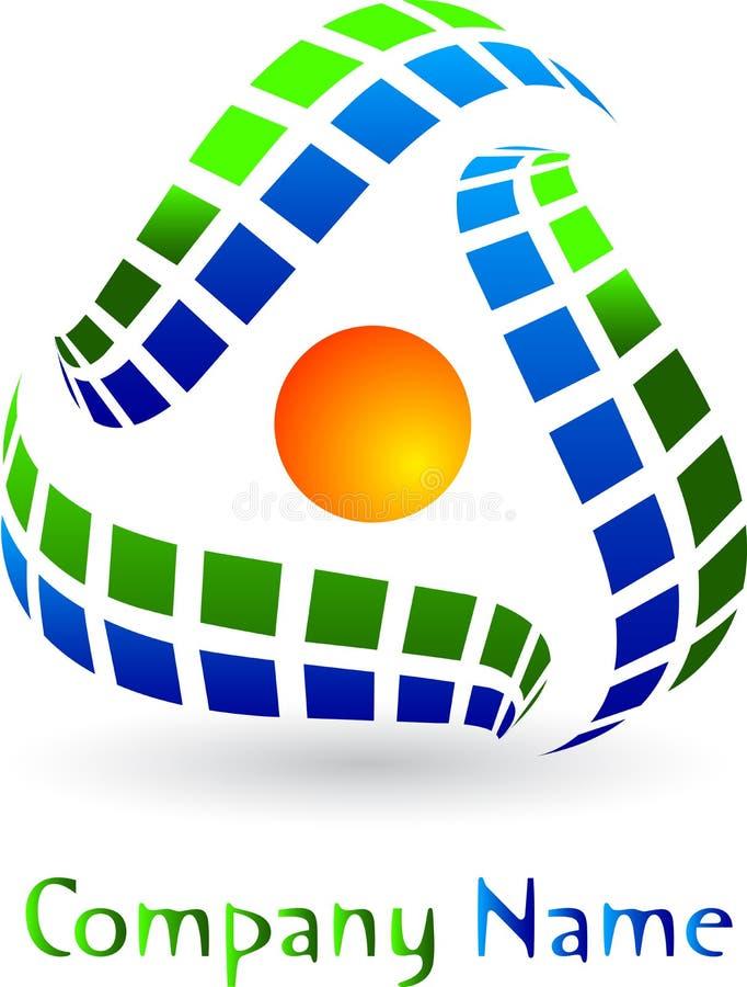 Download Stylish logo stock vector. Illustration of artistic, company - 20882188