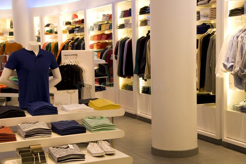 Stylish man clothing royalty free stock images