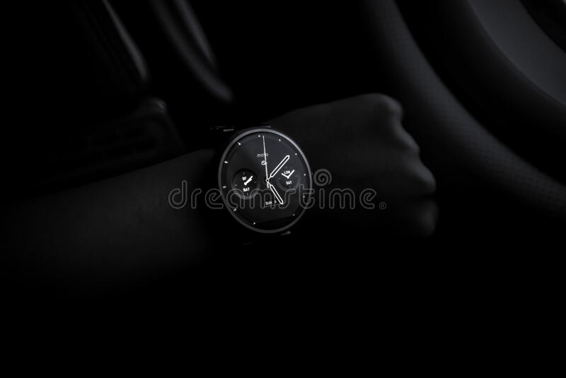 Stylish Modern Wristwatch Free Public Domain Cc0 Image