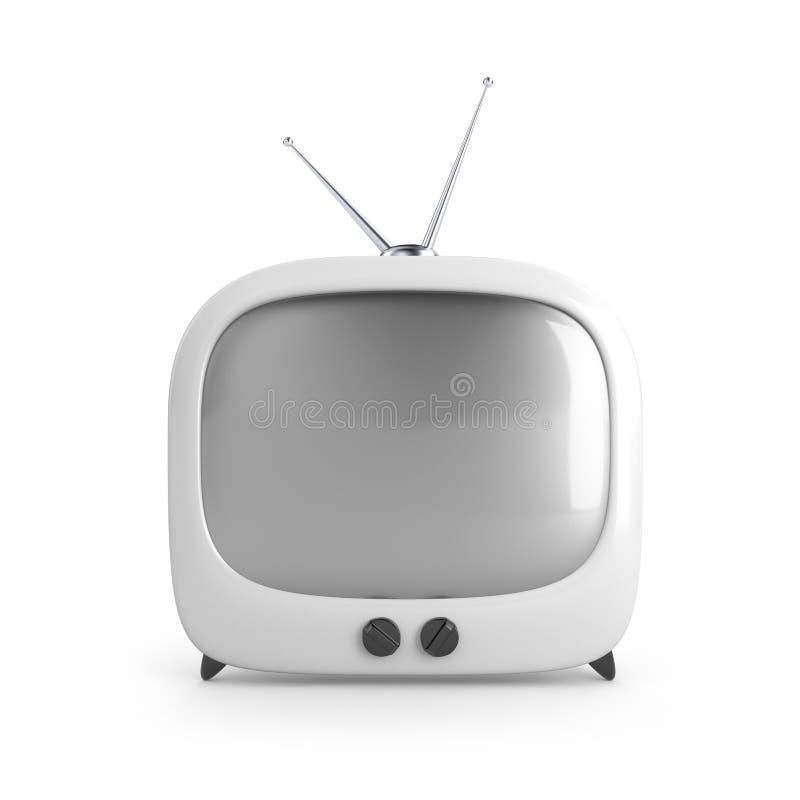Free Stylish Retro TV Royalty Free Stock Photo - 9050455