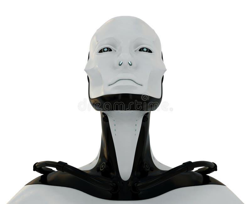 Download Stylish robot stock illustration. Illustration of cyborg - 18080404