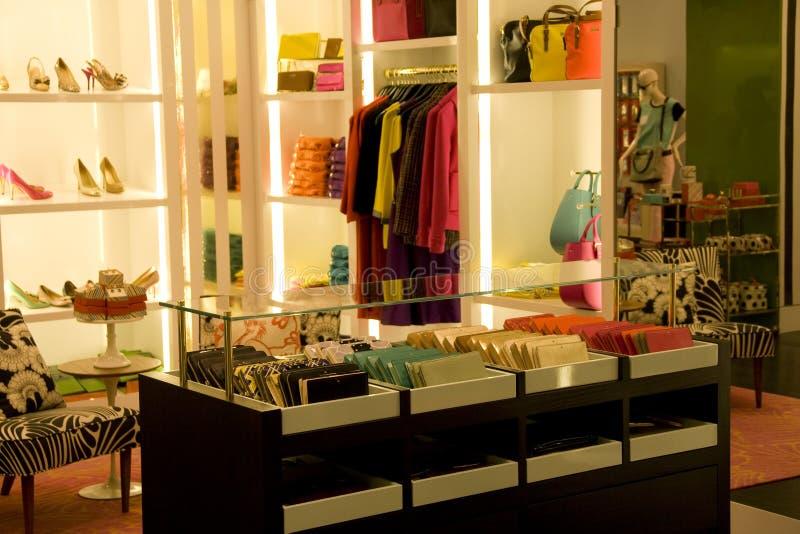 Download Stylish Woman Fashion Store Stock Image - Image: 28752029