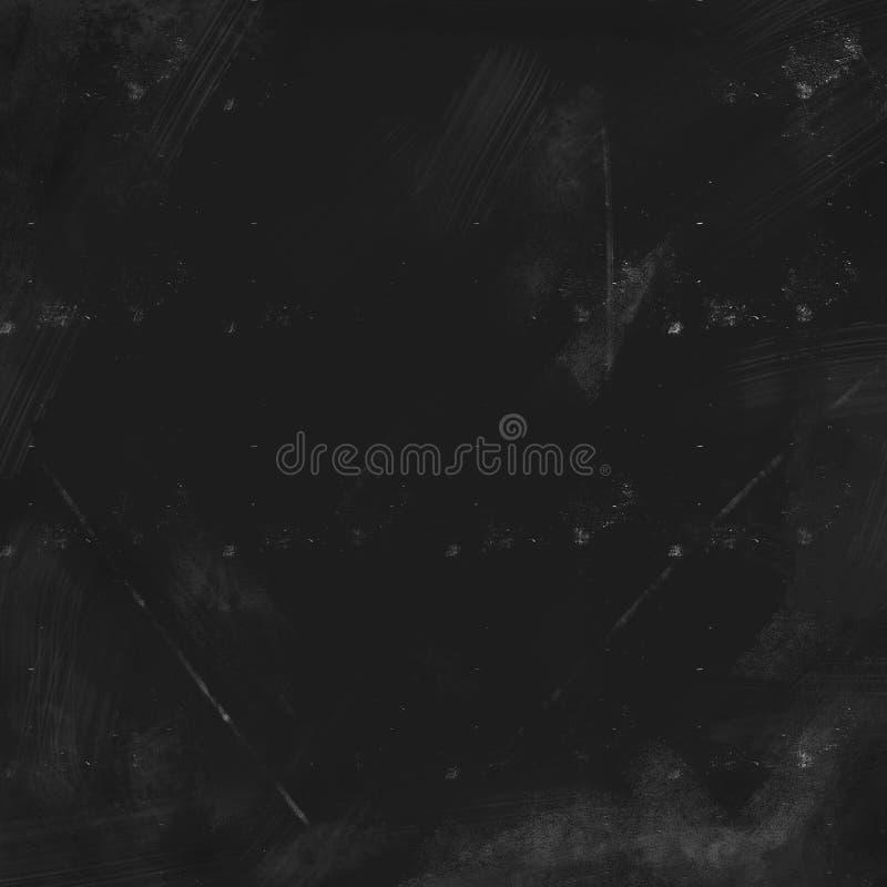 Stylizet grunge czarny i biały tło zdjęcie stock