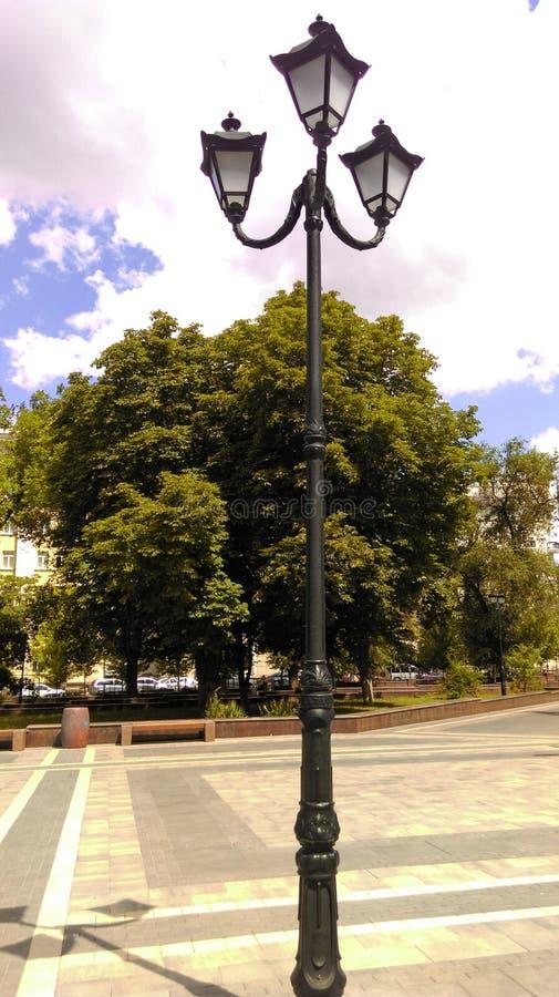 Stylizowany lampion pod erą opóźniony xviii wiek fotografia royalty free