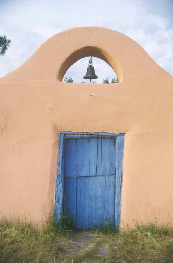 Stylu południowo-zachodni wejście fotografia stock