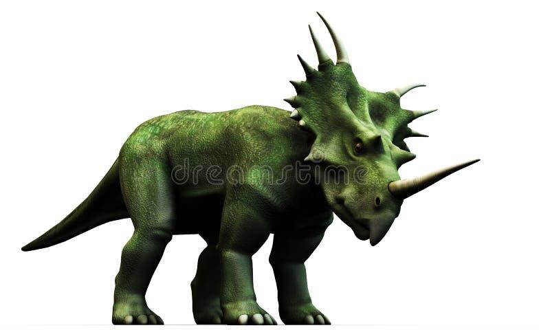 Styracosaurus ilustracji