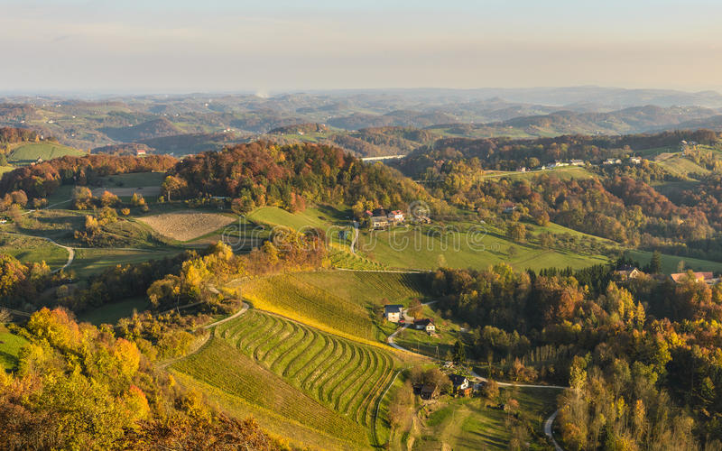 Styria stock photography