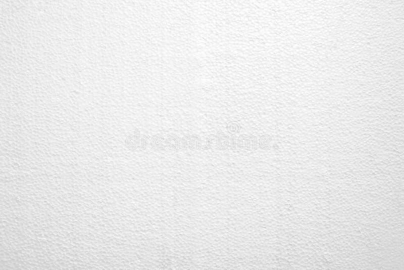 Styrofoam πολυστυρολίου σύσταση αφρού στοκ εικόνα