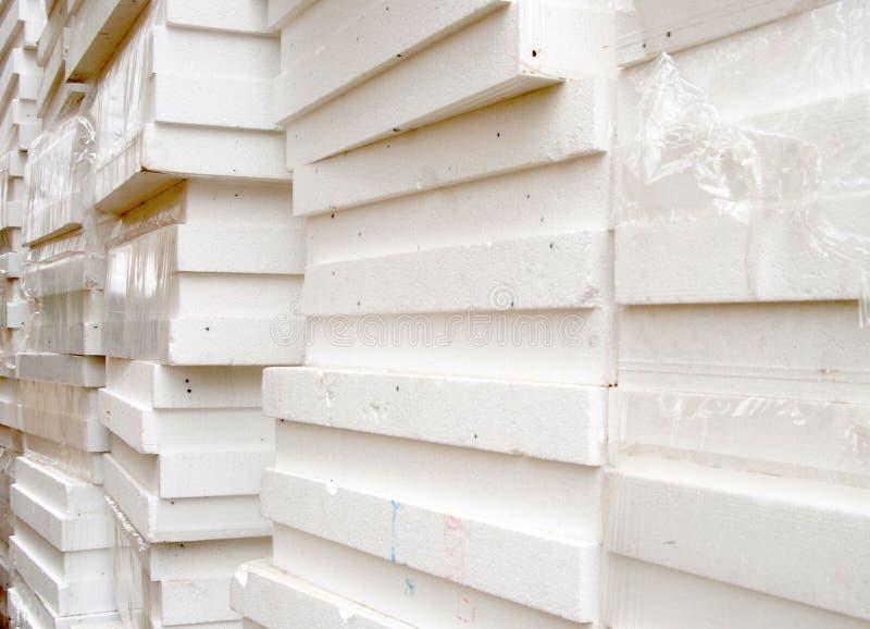 styrofoam arkivfoto