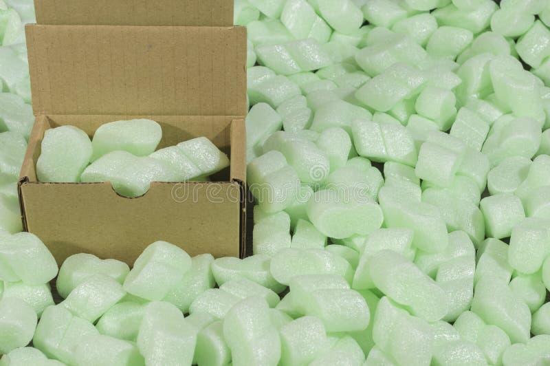 styrofoam photo stock