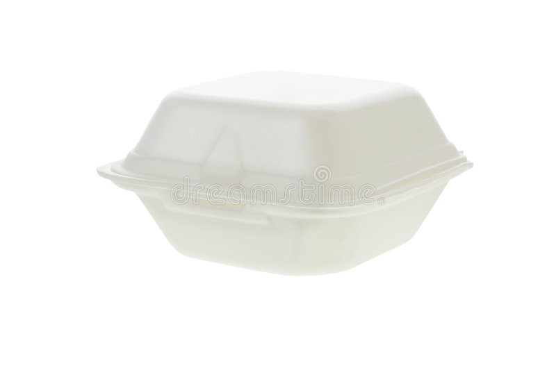 Download Styrofoam container stock image. Image of container, friendly - 6955821