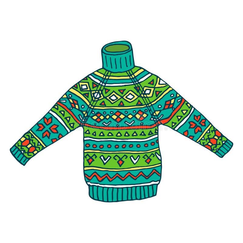 Suéter libre illustration