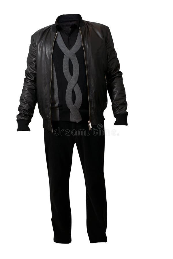 Download Suéter Y Vaqueros De Los Hombres Imagen de archivo - Imagen de golf, camisa: 41904647