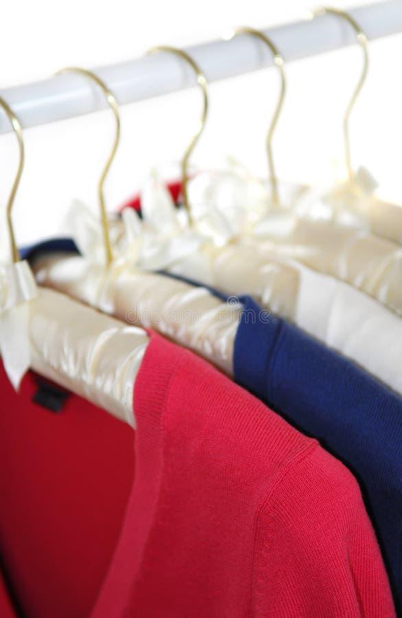 Suéteres fotos de archivo libres de regalías