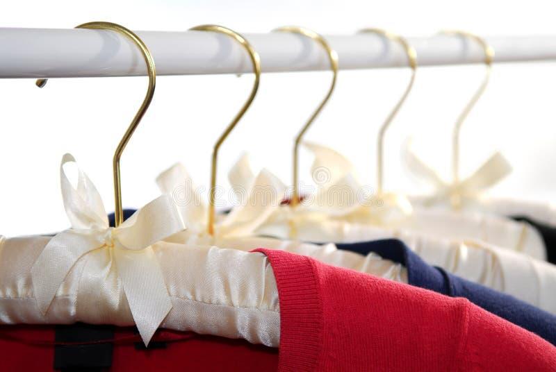 Suéteres foto de archivo libre de regalías